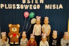 Dzień Pluszowego Misia w grupie Jeżyki listopad 2020
