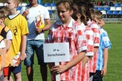 Turniej piłki nożnej w Pruchniku - 08.06.2021